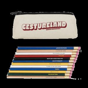 GESTURELAND_PencilSet